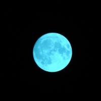 В марте омичи смогут увидеть «голубую Луну»