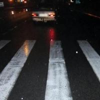 В Омске иномарка сбила двух женщин