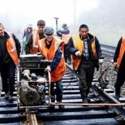Аварию на железнодорожном мосту через Иртыш устранили за четыре года