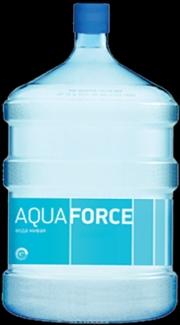 Живая питьевая вода от AQUAFORCE - это великолепное качество и бесплатная доставка!