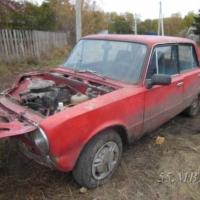 В Омском районе братья угнали автомобиль