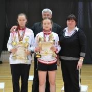 Омичка стала чемпионкой России
