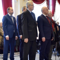 Омичи простились с Юрием Глебовым в зале Омской филармонии
