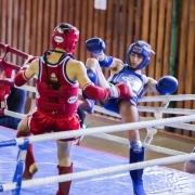 В Омске состоялся открытый Кубок города по тайскому боксу