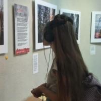 В Омске сменится экспозиция на звуковой фотовыставке