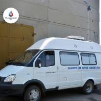 «ОмскВодоканал» проводит постоянный мониторинг проб воздуха