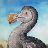 Омские заключенные создали из гвоздей и ниток вымершую птицу