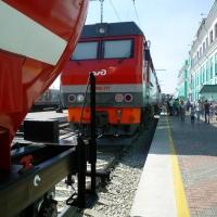 Омичи смогут добраться до Черного моря на дополнительных поездах
