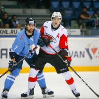 Омские хоккеисты в матче со «Слованом» два раза реализовали большинство