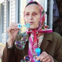 Свой 100-летний юбилей встретили 68 омичек