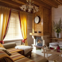 Виды дизайна интерьера дачного дома