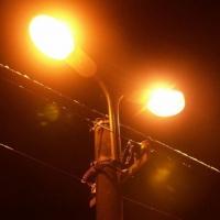 Омичи жалуются на отсутствие света на магистрали в центре города