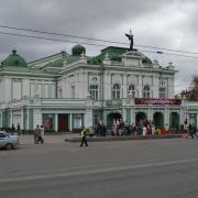 Омский драмтеатр записали в ведущие культурные учреждения страны