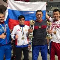 Омские кикбоксеры возвращаются домой с 4 золотыми Кубками мира