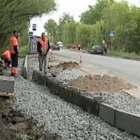 На дороге-дублере омского Левобережья приступили к строительству