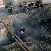 Омский водоканал продолжает ремонт бесхозных сетей