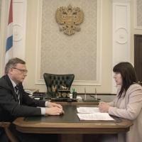 Детским омбудсменом Омской области в ближайшие пять лет будет Степкина