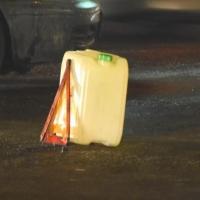 В Омске пострадавший в ДТП пьяный водитель убежал из больницы
