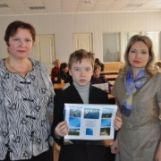 Омский водоканал и средняя школа 123 объединились для экологического просвещения