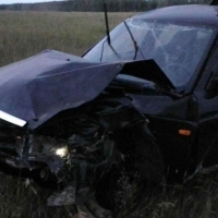 В момент смертельной аварии под Омском из машины выбросило всех пассажиров