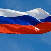 В Омске отметили День российского флага
