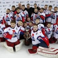 В Омске завершился 10-й турнир детских команд КХЛ «Кубок Газпром нефти»