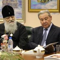 Экс-губернатор Омской области вспомнил о митрополите Феодосии в своем инстаграме