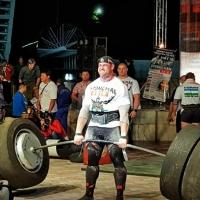 Омич завоевал серебряную медаль на Кубке Мира по силовому экстриму