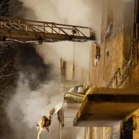 В Омске по факту взрыва в жилом доме возбудили уголовное дело