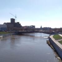 При ремонте Юбилейного моста в Омске возникли проблемы
