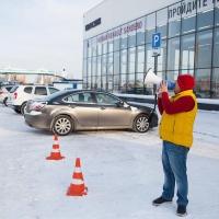 """""""Евразия Моторс"""" определила самых быстрых участников автоквеста Auto Stars"""