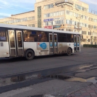 В Омске все ПАТП объединят в одно