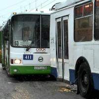 Омские автобусы скоро переведут на природный газ
