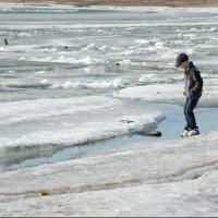 Омичей предупреждают о промоинах на Иртыше