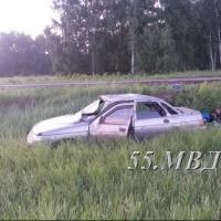 В Омской области в ДТП с пьяным водителем пострадала девушка