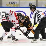 Омский хоккеист не смог помочь молодежной сборной Германии