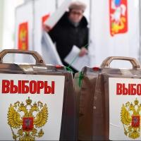 Избирком Омской области публикует первые данные по выборам