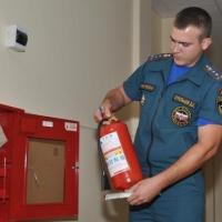 Названы наиболее частые нарушения пожарной безопасности в омских ТЦ