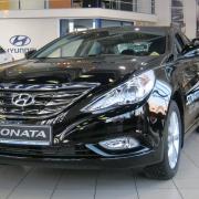 Новая Hyundai Sonata представлена в Омске