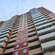К зиме готово больше половины омских многоэтажек