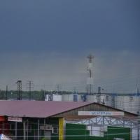На смену жаре в Омскую область придет прохлада и дожди