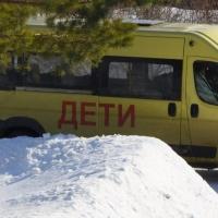 В Омске поймали пьяного водителя, который возил детей в кукольный театр