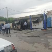 От взрыва на шиномонтажке погиб сварщик