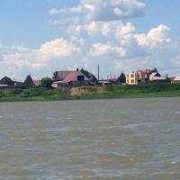 В водах Иртыша на территории Омска найдена пушка времен Гражданской войны
