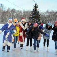 Стали известны места проведения «Рождественских катаний»