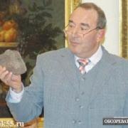 На Омской стоянке нашли орудия каменного века