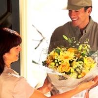Услуга доставки цветочных композиций