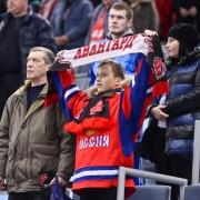 """Омский """"Авангард"""" стал 15-ым клубом Европы по посещаемости"""