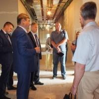 Главный корпус ОмГУ обещают сдать к концу 2017 года