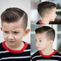 детская стрижка для мальчика 2016 фото